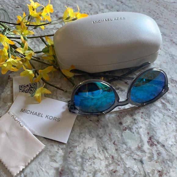 Michael Kors Cape May Mirrored Sunglasses